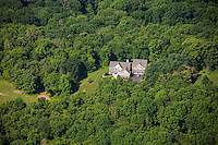 Maryland Howard County Hoods Mill Road residence aerial photo by Jeffrey Sauers of Commercial Photographics