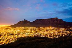 South Africa Various - December 2016