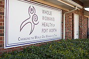 FORT WORTH, TX - FEBRUARY 25:  An exterior view of the Whole Woman's Health on February 25, 2016 in Fort Worth, Texas.  (Photo by Cooper Neill for The Washington Post)