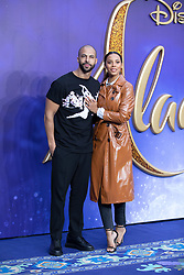 European Gala Premiere of Aladdin<br /><br />10 May 2019.<br /><br />Please byline: Vantagenews.com