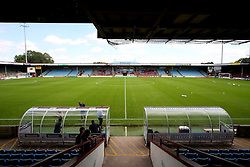 A general view of Glanford Park - Mandatory by-line: Matt McNulty/JMP - 06/08/2016 - FOOTBALL - Glanford Park - Scunthorpe, England - Scunthorpe United v Bristol Rovers - Sky Bet League One