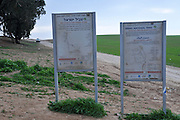 Israel National Trail. This is a 950KM hiking trail from North to South Israel