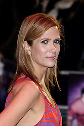 © under license to London News Pictures. 07/02/2011. Kristen Wiig attends the World premiere of Paul at The Empire Cinema, Leicester Square, London. Picture credit should read: Julie Edwards/London News Pictures