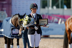 Wells Sophie, GBR, C Fatal Attraction<br /> FEI European Para Dressage Championships - Goteborg 2017 <br /> © Hippo Foto - Dirk Caremans<br /> 23/08/2017,