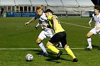 Connor Jennings. Bromley FC 0-2 Stockport County. Vanarama National League. Hayes Lane. 5.12.20