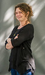 Pictured: Roxanne Bouchard<br /> <br /> Roxanne Bouchard is a graduate of the Université de Montréal in French Literature (BAc), UQAM in Arts and Literature (MA) and History / Art History (Certificate), and has been teaching literature since 1994 at Cégep de Joliette.<br /> <br /> She has published several novels, four novels, Whiskey and parables , The slap , Crematorium circus and We were the salt of the sea ; two essays on the Canadian military universe titled Mining and 5 Bullets in the Head, as well as a love monologue for the theater titled J't'aime encore .  In the spring of 2018, his Gaspé short film was launched in London under the title We were the salt of the sea .