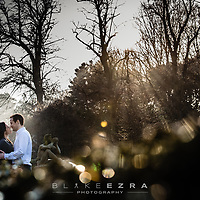 Dina Cohen and Avi Kestenbaum Pre Wedding Shoot at Golders Hill Park 30.12.2019