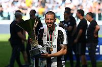 Bonucci<br /> <br /> Torino 21-05-2017 Juventus Stadium Football Calcio Serie A 2016/2017 Juventus - Crotone .<br /> Foto Insidefoto