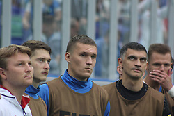 June 17, 2017 - Saint-Petersburg - Of The Russian Federation. Saint-Petersburg. Arena Saint-Petersburg. Confederations Cup 2017 in Russia. Football the opening match of the Confederations Cup Russia - New Zealand. FIFA. (Credit Image: © Russian Look via ZUMA Wire)