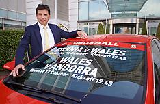 151001 Wales Squad Announcement