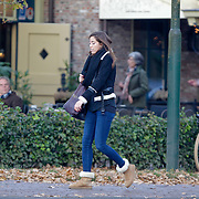 NLD/Laren/20111112 - Naomie van As en familie in Laren NH