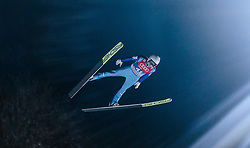 05.01.2016, Paul Ausserleitner Schanze, Bischofshofen, AUT, FIS Weltcup Ski Sprung, Vierschanzentournee, Qualifikation, im Bild Manuel Poppinger (AUT) // Manuel Poppinger of Austria during his Qualification Jump for the Four Hills Tournament of FIS Ski Jumping World Cup at the Paul Ausserleitner Schanze, Bischofshofen, Austria on 2016/01/05. EXPA Pictures © 2016, PhotoCredit: EXPA/ JFK