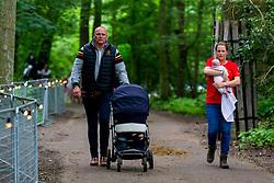 Van Lent Jeroen, Verstraeten Laurence, BEL, <br /> CHIO Rotterdam 2021<br /> © Hippo Foto - Sharon Vandeput<br /> 3/07/21