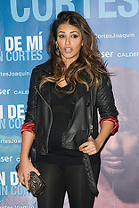 Dec 23-2012  Monica Cruz several months pregnant