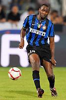 Fotball<br /> Italia<br /> Foto: Inside/Digitalsport<br /> NORWAY ONLY<br /> <br /> Patrick VIEIRA Inter<br /> <br /> 14.08.2009<br /> Juventus Inter 1-1 (7-6 a.p.)