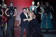 Hannibal Laguna in Mercedes-Benz Fashion Week Madrid 2013