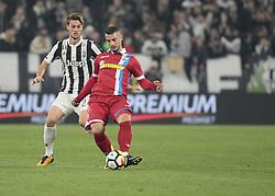 October 25, 2017 - Turin, Italy - Federico Bonazzoli during Serie A match between Juventus v Spal, in Turin, on october 25, 2017  (Credit Image: © Loris Roselli/NurPhoto via ZUMA Press)