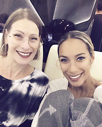 """Leona Lewis releases a photo on Instagram with the following caption: """"Aww so sweet \ud83d\udc99\ud83d\udc9b\ud83d\udc9c\ud83d\udc9a\n#leonalewis"""". Photo Credit: Instagram *** No USA Distribution *** For Editorial Use Only *** Not to be Published in Books or Photo Books ***  Please note: Fees charged by the agency are for the agency's services only, and do not, nor are they intended to, convey to the user any ownership of Copyright or License in the material. The agency does not claim any ownership including but not limited to Copyright or License in the attached material. By publishing this material you expressly agree to indemnify and to hold the agency and its directors, shareholders and employees harmless from any loss, claims, damages, demands, expenses (including legal fees), or any causes of action or allegation against the agency arising out of or connected in any way with publication of the material."""