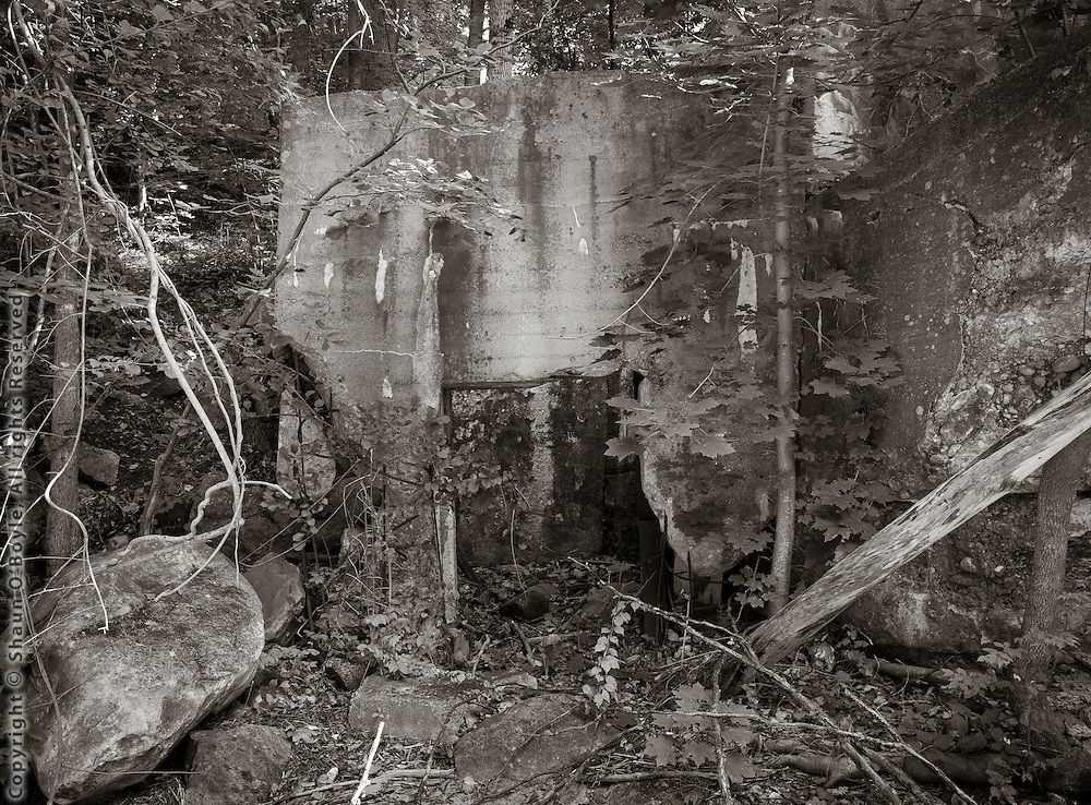 Riverside Structure, East Branch Housatonic River, Dalton, MA