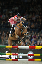 Madenova Maria, (RUS), Balsandra<br /> Speed and handiness competition with costumes<br /> Stuttgart - German Masters 2015<br /> © Hippo Foto - Stefan Lafrentz