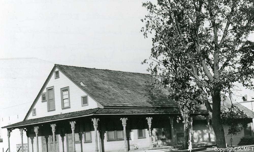 1927 DeMille barn at Paramount Studios