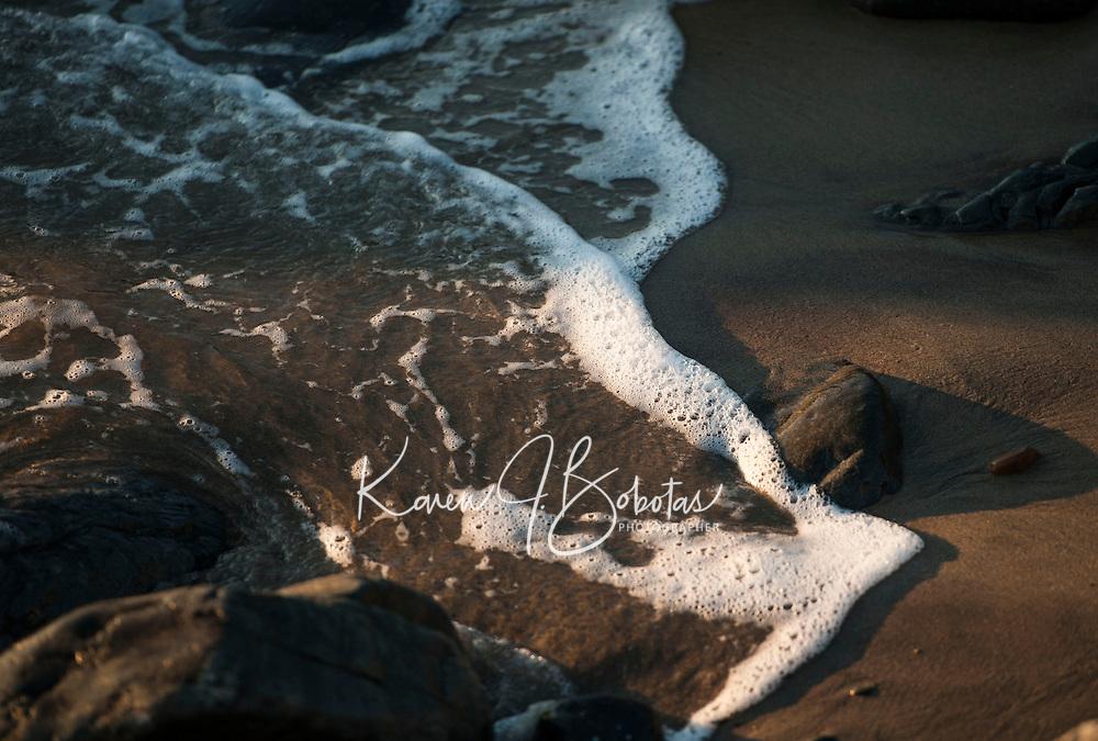 Sunrise photo trek to the coast of Maine.  Karen Bobotas Photographer
