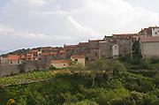 Belesta village in Ariege mountains.