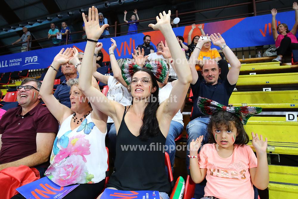 SERENA ORTOLANI<br /> ITALIA - KOREA<br /> PALLAVOLO VNL VOLLEY PERUGIA <br /> PERUGIA 12-06-2019<br /> FOTO GALBIATI - RUBIN