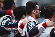 Jose Maria Lopez<br /> TOYOTA GAZOO  Racing. <br /> Le Mans 24 Hours Race, 11th to 17th June 2018<br /> Circuit de la Sarthe, Le Mans, France.