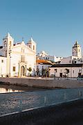 Lagos town near Casa Arte (Hotel) Estrada do Colegio, Bensafrim, Lagos > casaarte-hotel.com