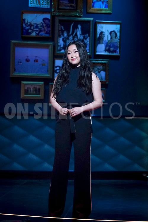 ROLL UP YOUR SLEEVES: PRESENTED BY WALGREENS -- Pictured: Lana Condor -- (Photo by: Chris Haston/NBC)