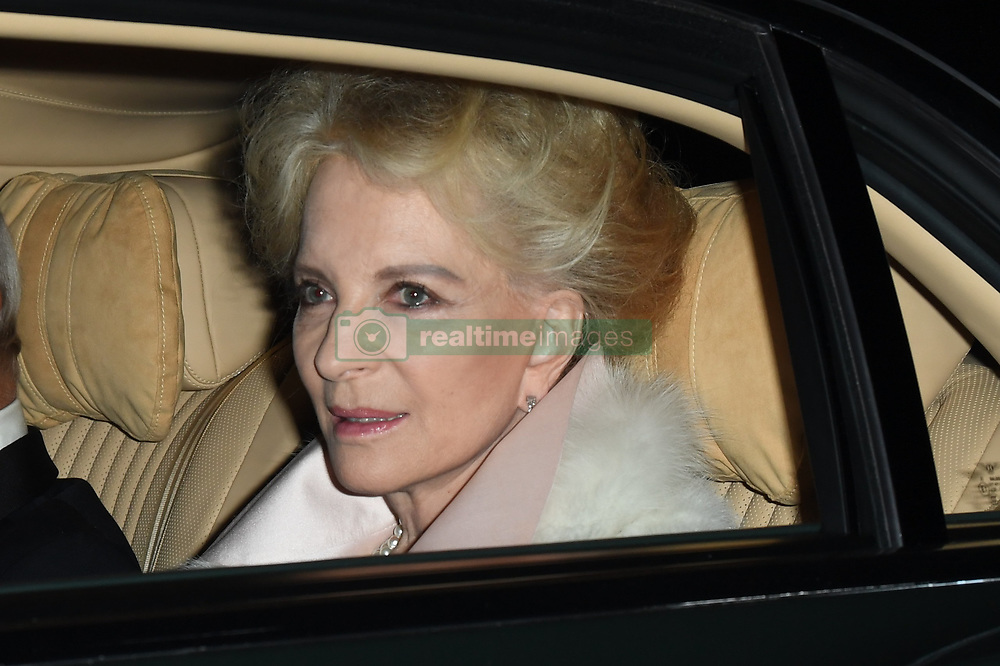 The Royal Family leave Kensington Palace to attend Prince Charles 70th Birthday Party at Buckingham Palace, London, UK, on the 14th November 2018. 14 Nov 2018 Pictured: The Royal Family leave Kensington Palace to attend Prince Charles 70th Birthday Party at Buckingham Palace, London, UK, on the 14th November 2018. Photo credit: James Whatling / MEGA TheMegaAgency.com +1 888 505 6342