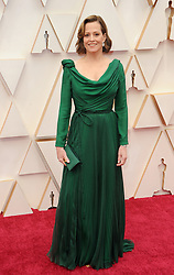 Sigourney Weaver at the 92nd Academy Awards held at the Dolby Theatre in Hollywood, USA on February 9, 2020.