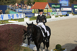 Sprehe, Kristina (GER) Desperados FRH<br /> Hagen - Horses and Dreams 2016<br /> © Stefan Lafrentz