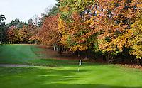 VELDHOVEN - Hole blue 3. Golfbaan Gendersteyn Burggolf.  COPYRIGHT KOEN SUYK