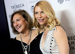 Claire Danes and Lesli Linka Glatter at Tribeca Talks: Director's Series at The Tribeca Film Festival in New York City.