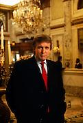 Donald Trump at The Plaza
