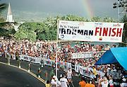Kona Ironman Finish, Kailua Kona, Island of Hawaii