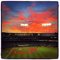 Oakland Coliseum, 2014