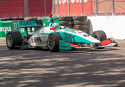 March 9, 2019 - St. Petersburg, FL, U.S. - ST. PETERSBURG, FL - MARCH 09:  driver Dalton Kellett (67) during the Indy Lights Race of St. Petersburg on March 9 in St. Petersburg, FL. (Photo by Andrew Bershaw/Icon Sportswire) (Credit Image: © Andrew Bershaw/Icon SMI via ZUMA Press)