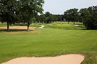 HENGELO (GLD) - green Hole 11  golfbaan 't Zelle . COPYRIGHT KOEN SUYK
