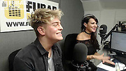 EXCLUSIVE-Video and still's<br /> video can be downloaded here :<br />  https://we.tl/WgnWrDHZOE<br /> <br /> Freddy Parker reveals all about THAT KISS<br /> <br />  ''X Factor's Freddy Parker reveals all about THAT KISS and confesses that he's been behind Matt Terry every step of the way!'' in exclusive interview with Lizzie Cundy<br /> ©Fuber/Exclusivepix Media