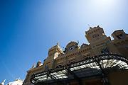 May 20-24, 2015: Monaco Grand Prix - Monaco atmosphere outside the Casino.