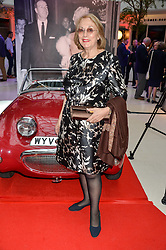 NINA CAMPBELL at a private view of Marilyn - The Legacy of a Legend held at the Design Centre, Chelsea Harbour, London on 25th May 2016.