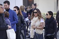 Eva Longoria spotted in Rome - 24 Feb 2020