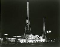 1926 Warner Bros. studios on Sunset Blvd.