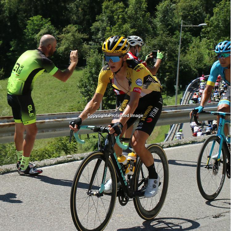 15-08-2020: Wielrennen: Il Lombardia: Como<br />Koen Bouwman