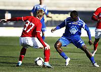 Fotball, 4. februar 2012 , Copa del Sol<br /> Molde - Spartak Moskva 0-3<br /> <br /> Davy Angan , Molde<br /> Sergei Bryzgalov , SM<br /> <br /> , Spartak Moscow