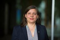 DEU, Deutschland, Germany, Berlin, 11.05.2021: Portrait von Viviane Raddatz, WWF-Klimadirektorin.