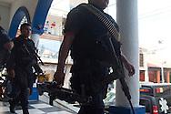 Polizia federale, Los Reyes.
